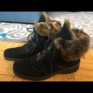 Magaly Waterproof Gore Tex® Faux Fur Boots